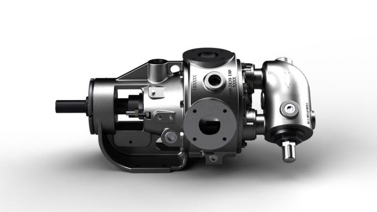 EnviroGear Releases Jacketed Internal Gear Pumps