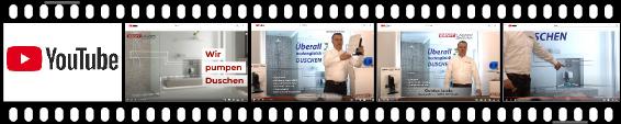 Schlaumacher-Videos zu Sanftläufer Duschsystem