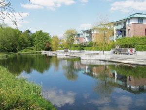 Wasser zentraler Baustein der Klimaanpassung im urbanen Raum