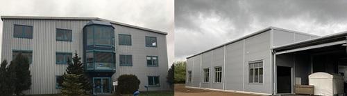 Avviata l'attività del nuovo centro di revisione EBARA in Germania