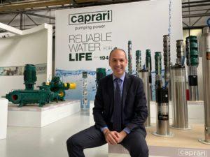 Europump Welcomes Vanni Vignoli as New President