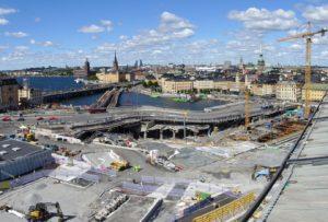 BUMAX fournira des fixations pour le prestigieux projet Slussen