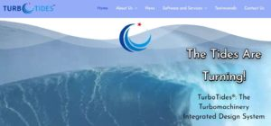 TurboTides Turns Tides with New Website