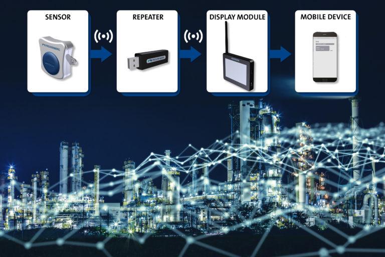 Freudenberg Sealing Technologies presenta un sistema di monitoraggio retrofittabile
