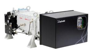 Leybold Presents Dry Screw Vacuum Pumps