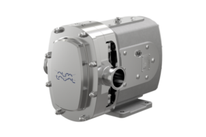 New Circumferential Piston Pump Eliminates Compromises on Hygienic Processes