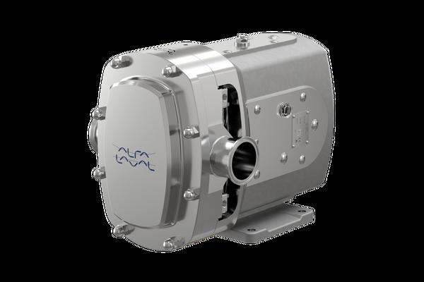 La nuova pompa a pistone circonferenziale elimina i compromessi sui processi igienici