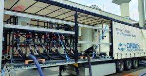 Orben bereitet Kreislaufwasser für die Fernwärme am neuen Terminal 3 in Frankfurt auf