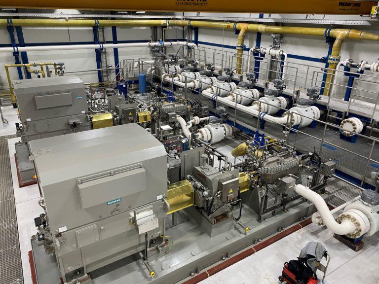 La nouvelle usine d'extraction de sel K+S est mise en ligne avec l'assistance technique de Celeros