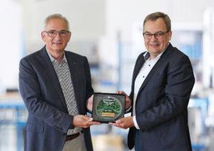 """Neugart erhält """"Schneider Electric Supplier Award"""""""