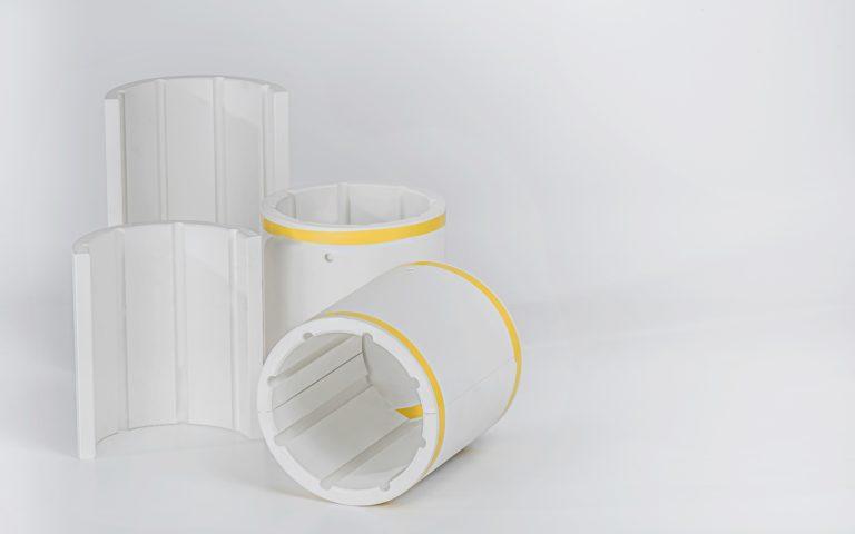 Nuevo material para cojinetes de alta temperatura