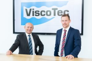Change in Management at ViscoTec