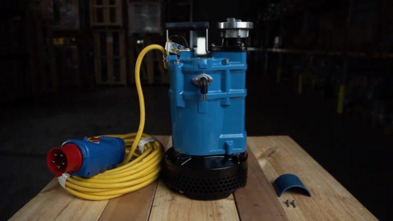 Rammschutz macht Wasserpumpen sicherer