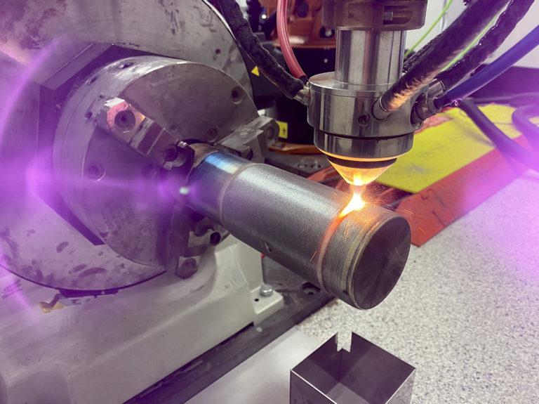 Sulzer reduce los tiempos de reparación de componentes mediante la deposición de metales por láser