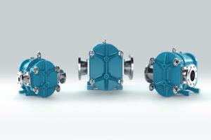 Börger presenta la nuova pompa a lobi rotativi BLUEline Nova