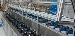 Xylem-Prüfstände liefern Genauigkeit und Qualität bei der Prüfung von Wasserzählern