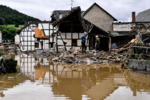 VSX apoya los esfuerzos de socorro de arche noVa en áreas inundadas