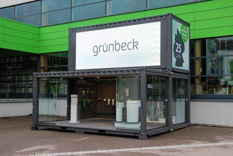 "Grünbeck startet Roadshow ""Näher dran"""