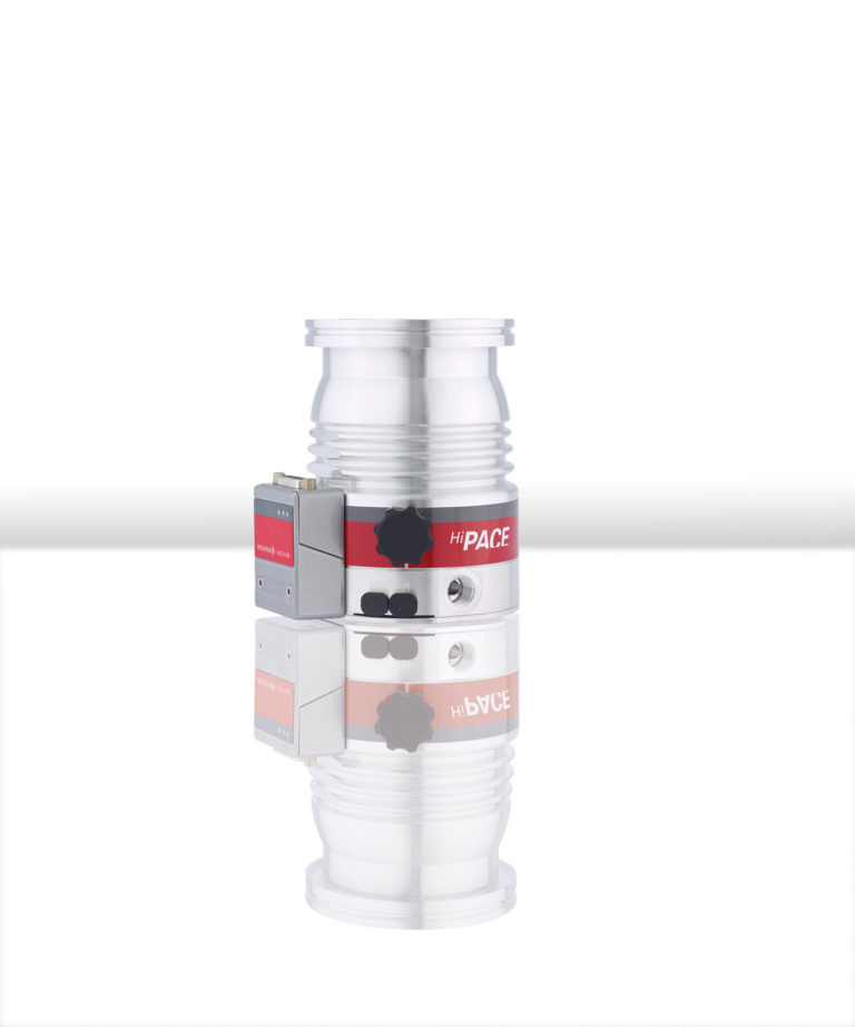 Zuverlässige und vibrationsarme Turbopumpe HiPace 80 Neo