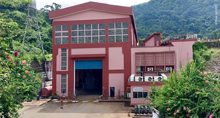 Complete Rehabilitation of Kopili Hydropower Station in India