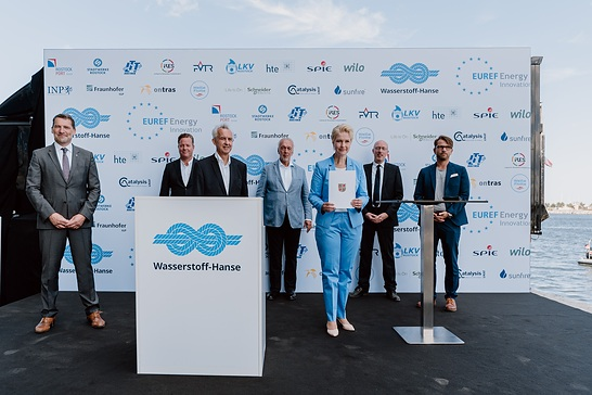 Wilo is a Partner of Wasserstoff-Hanse