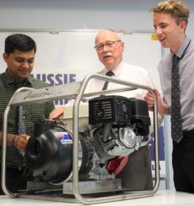 Aussie Pumps has Released a New Honda Engine Drive Pump