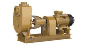 KBL lance une nouvelle gamme de pompes couplées auto-amorçantes