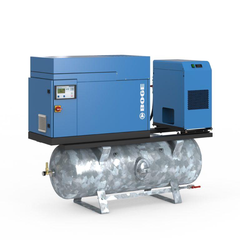 Modelle der C-Baureihe von BOGE mit neuem hocheffizientem Permanentmagnetmotor