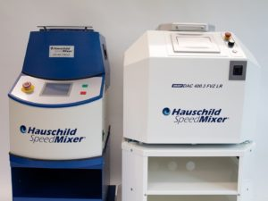 New Era of Laboratory Mixing with Intelligent Hauschild SpeedMixer SMART DAC Series