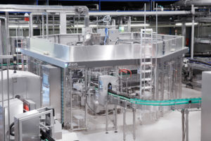 Innofill Glass DRS ECO from KHS Proves Convincing in Operation at OeTTINGER Brewery