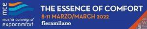 Die MCE – Mostra Convegno Expocomfort kehrt 2022 als Live-Version zurück