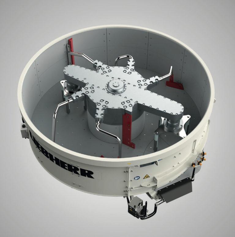Bott Hydraulik liefert zuverlässiges, autarkes Hydraulikaggregat für Liebherr Mischtechnik