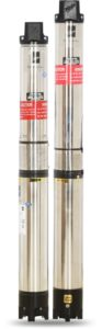 KBL presenta las bombas sumergibles Borewell de 4 pulgadas de la serie NEO