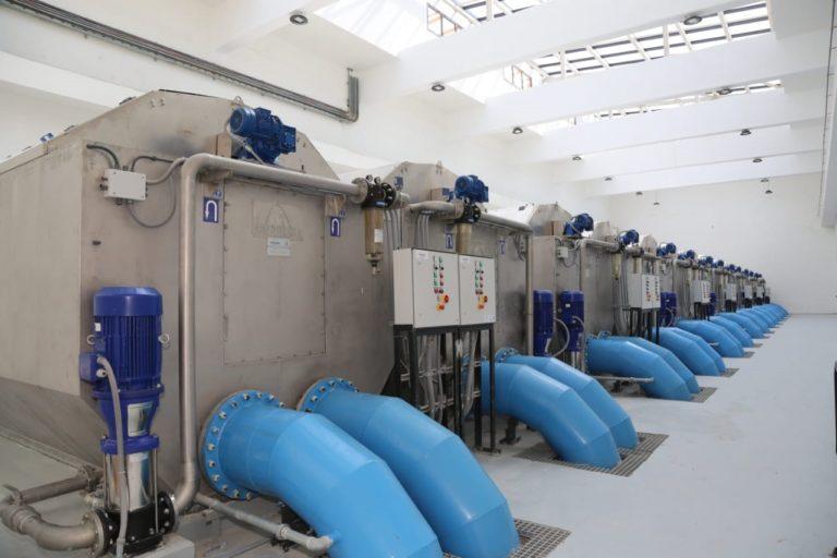 Sulzer Pumps Help to Green the Desert