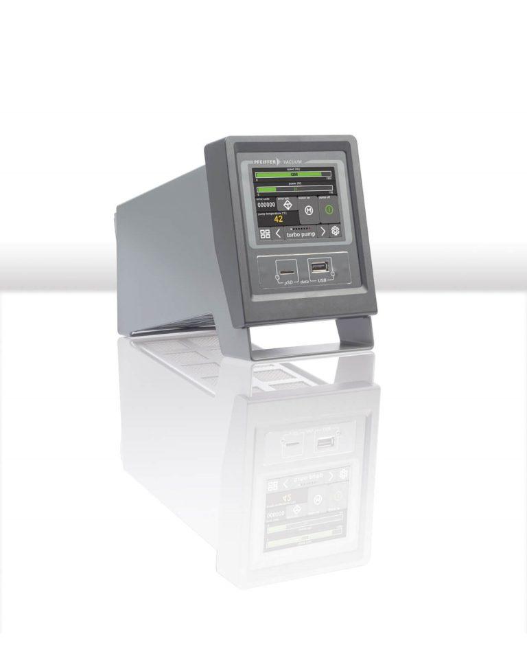 Nueva unidad de control universal OmniControl para bombas e instrumentos de medición de Pfeiffer Vacuum