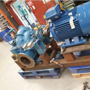 L'aggiornamento delle pompe BWT consente di risparmiare denaro e impatto ambientale