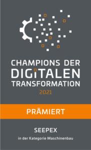 """Wirtschaftsmagazin CAPITAL kürt SEEPEX zum """"Champion der digitalen Transformation"""""""
