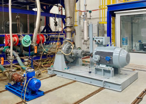 Sulzer fournit des pompes pour un ambitieux projet d'expansion de la PTA