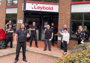 Vacuum Equipment Manufacturer Leybold UK Shortlisted for Employer of the Year 2021