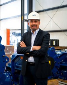 Jonathan Samuel Appointed as GIW Industries President and CEO