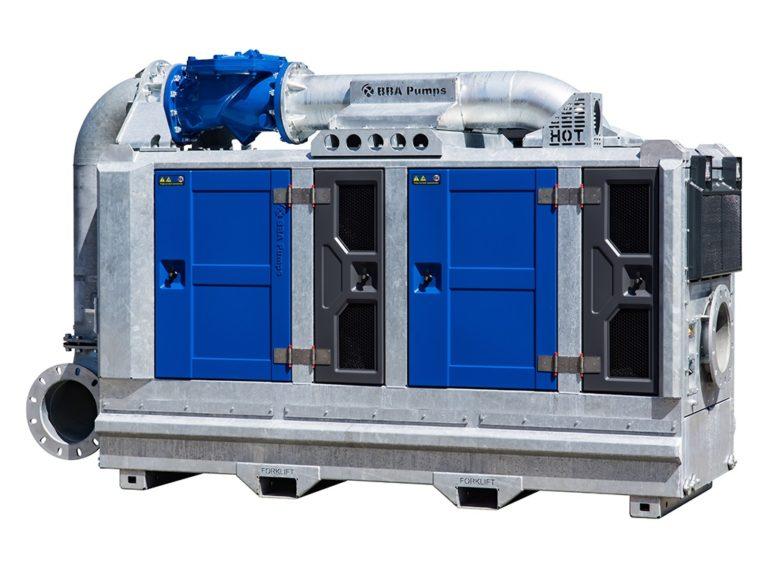 BBA Pumps présente trois nouveaux ensembles de pompes mobiles