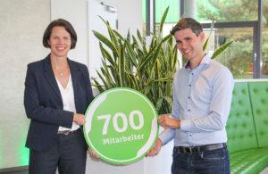700 Mitarbeiter bei Grünbeck – Höchstädter Wasseraufbereitungsunternehmen wächst kontinuierlich