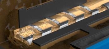 Schmierölpumpen für rotierende Maschinen