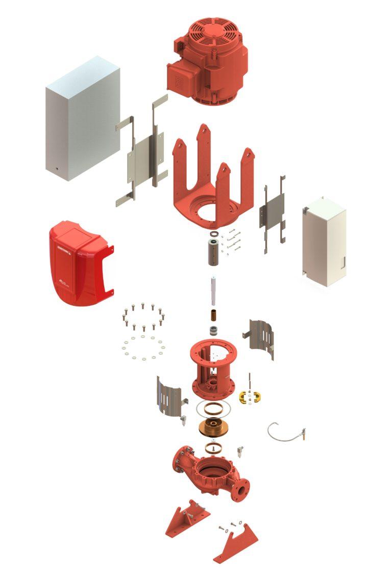 Armstrong annuncia nuovi kit di parti per un'ampia gamma di pompe e circolatori