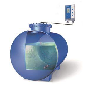 Digitaler Tankinhaltsanzeiger im Smart Home