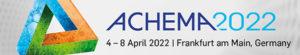 ACHEMA 2022: Das Weltforum für die Prozessindustrie wieder vor Ort in Frankfurt