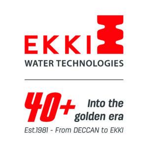 EKKI Celebrates 40 Years of Pump Making
