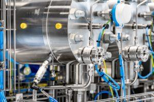 Digitale Fabrik: Smart Monitoring überwacht Pumpenbetrieb und liefert Betriebskennzahlen