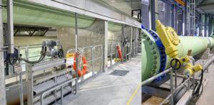 Il pluripremiato impianto di Wesalination di Singapore si affida agli attuatori AUMA