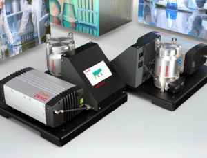 Leybold Launches Small High Vacuum System for Research and Development